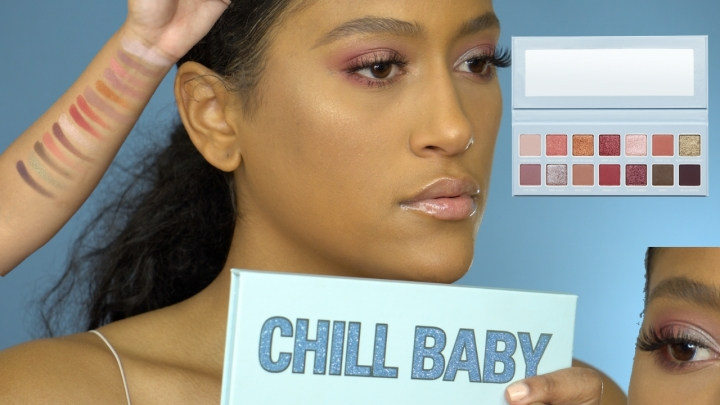 """Kylie Cosmetics """"Chill Baby""""Palette"""
